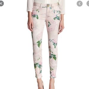 Ted Baker Tallya Floral Jeans Size 32